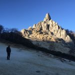 一泊二日のテント泊縦走にオススメの南アルプス鳳凰三山で登山