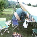 意外と手軽にできる!初めてのキャンプをするために