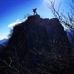 【アドレナリン大放出】秩父のクレイジーマウンテン・二子山で岩山登山