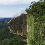 恐怖の断崖『地獄のぞき』を発見!千葉県鋸山で日帰り登山。
