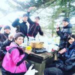 バレンタイン日帰り登山イベント!奥多摩・御岳山でチョコフォンデュパーティ