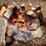 【直火OK】自然あふれる道志の森キャンプ場でフリーサイトキャンプ