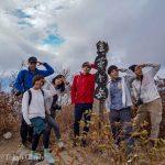 秋登山!日本二百名山の茅ヶ岳を登ってみた